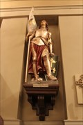 Image for Ste. Jeanne d'Arc -- Cathedral Basilca of St. Louis King of France, New Orleans LA