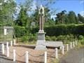 Image for Auchterhouse War Memorial - Angus, Scotland