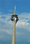 Image for Günnewig Rheinturm Restaurant - Düsseldorf, Germany