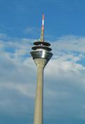 Image for Günnewig Rheinturm Restaurant - Düsseldorf, Germany