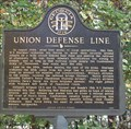 Image for Union Defense Line - GHM 060-128 – Fulton Co.