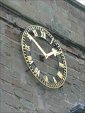 Image for Clock, St. Andrew's, Droitwich Spa, England