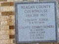 Image for 1927 - Reagan County Courthouse - Big Lake, TX