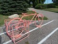 Image for Musketawa Trailhead Marne Bike Tender - Marne, Michigan