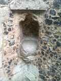 Image for Holy Water Stoup, All Saints -Thorndon, Suffolk