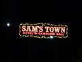 "Image for ""Sams Town Hotel & Gambling Hall- Neon Sign, Robinsonville, MS"