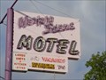Image for Western Scene Motel - Neon - Route 66, Santa Fe, New Mexico, USA.
