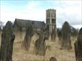 Image for Saint Samlet - Churchyard - Llansamlet, Wales, Great Britain