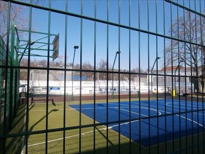 Basketbalové hrište Kozí, Praha
