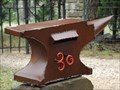 Image for Anvil Letterbox - Bell, NSW, Australia