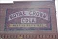 Image for Royal Crown Cola Ghost Sign - Badin, NC, USA