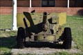 Image for Floyd Staton American Legion Post 121 57mm Anti-tank Gun