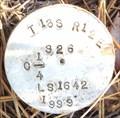 Image for T 18 S, R 12 E, Center 1/4 corner Sec. 26 - Oregon