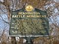 Image for Bennington Battle Monument - Bennington, VT