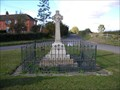 Image for Moreton War Memorial - WWI & WWII