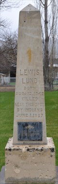 Image for Lewis Lund