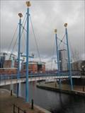 Image for Mariners Canal Bridge – Salford, UK