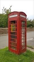 Image for Red Telephone Box - Cottesmore Road - Ashwell, Rutland