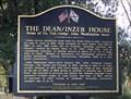 Image for The Dean/Inzer House - Ashville, AL