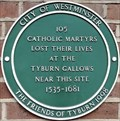 Image for Catholic Martyrs - Bayswater Road, London, UK