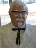 "Image for Colonel Harland Sanders @ KFC - ""Key Freudian Concept"" - Los Angeles, CA"