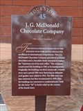 Image for J.G. McDonald Chocolate Company
