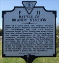 Image for Battle of Brandy Station