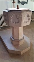Image for Baptism Font - St Mary - Langham, Essex
