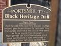 Image for Negro Pews - Portsmouth, New Hampshire