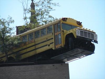 Roof Top School Bus