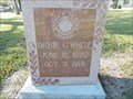 Image for Orbie C. White - Evergreen Cemetery - Houston, TX