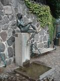 Image for Eulenspiegelbrunnen Mölln - Eulenspiegel Fountain Mölln