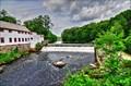 Image for Caprons Pond Dam - Uxbridge MA USA