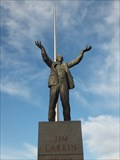 Image for Jim Larkin - O'Connell Street, Dublin, Ireland