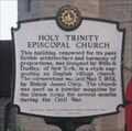 Image for Holy Trinity Episcopal Church - Historical Commission of Metropolitan Nashville and Davidson County