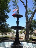 Image for New Braunfels Downtown Plaza Fountain Sculpture - New Braunfels, TX