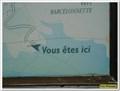 Image for Vous êtes ici - Port Saint Pierre, Sauze le Lac, France