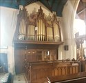 Image for Church Organ - Christ Church - Coalville, Leicestershire