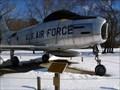 Image for North American F-86 Sabre - Burlington Twp., NJ