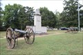 Image for Brass 1841 6-pounder field gun -- Tupelo National Battlefield, Tupelo MS