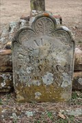 Image for EARLIEST Marked Grave in Black Springs (Oran) Cemetery - Oran, TX