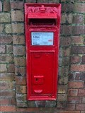 Image for Victorian Wall Box - Melton Road - Barrow upon Soar - near Loughborough - Leicestershire - UK