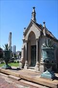 Image for E. W. Marsh Mausoleum -- Oakland Cemetery, Atlanta, GA