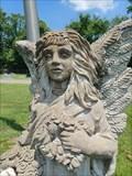 Image for Angel - Pioneer Memorial Cemetery, Wagoner, OK