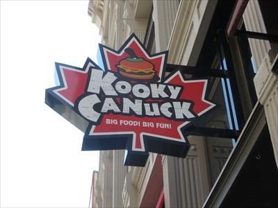 veritas vita visited Kooky Canuck's - Memphis