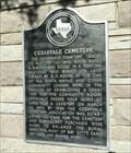 Image for Cedarvale Cemetery