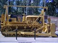 Image for U S Navy Seabees Bulldozer, North Tonawanda, New York
