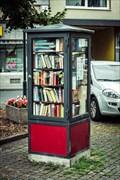 Image for Offener Bücherschrank Mondorf, Nordrhein-Westfalen, Germany