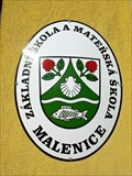 Image for CoA of Malenice, okres Strakonice, CZ