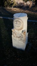 Image for Fred T. Sanderson - Linkville Pioneer Cemetery - Klamath Falls, OR